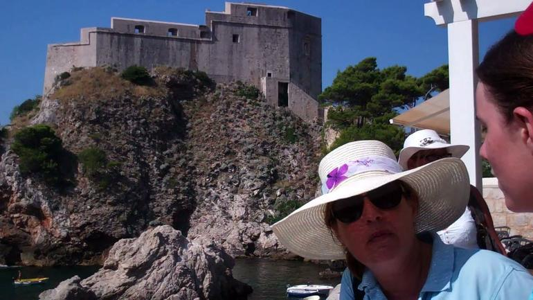 Castle on the Hill - Dubrovnik