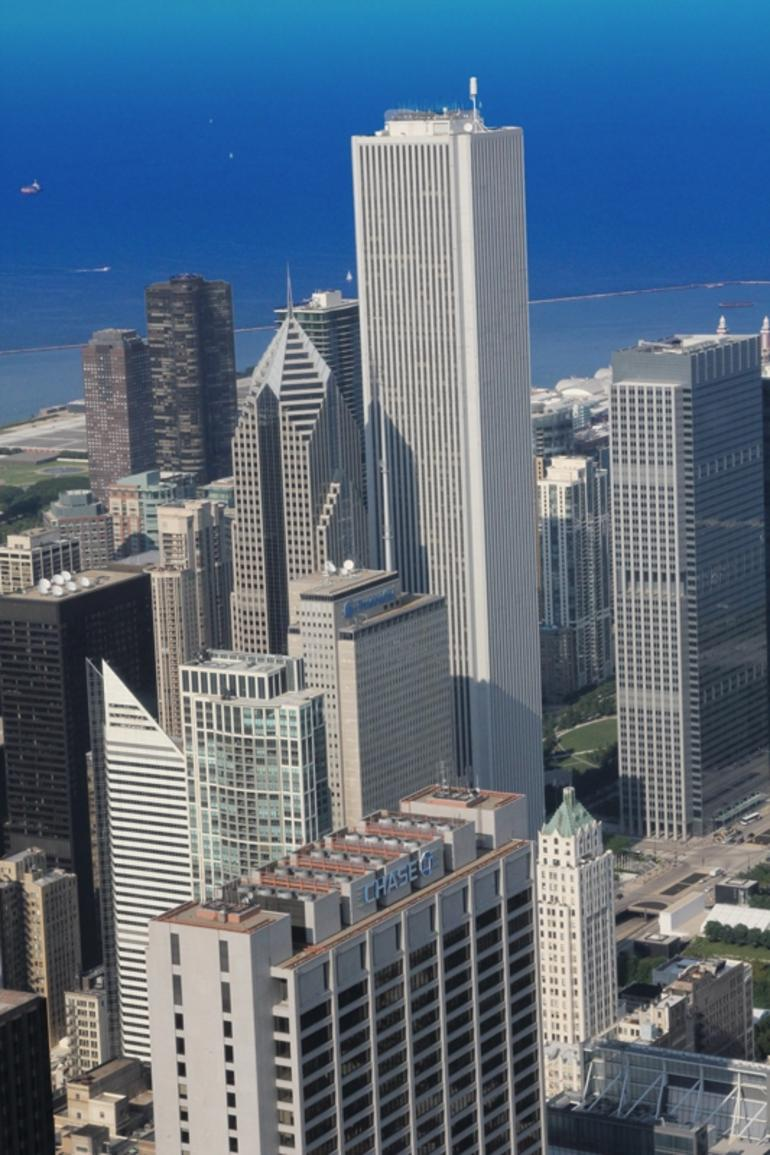 Chicago Skyline from the Willis (Sears) Tower - Chicago