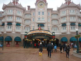 Photo of Paris Disneyland Paris Ticket eurodisney