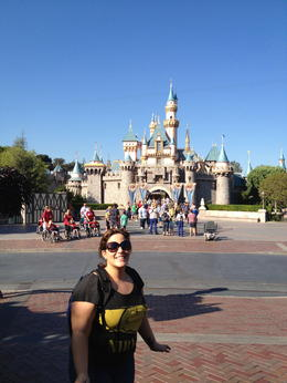 Photo of Los Angeles Disneyland or Disney's California Adventure with Transport from Los Angeles fantasyland
