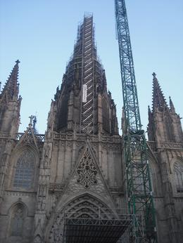 Photo of Barcelona Tapas Evening Walking Tour of Barcelona Gothic Cathedral