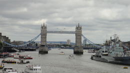Tower Bridge, Travel Mom - July 2011