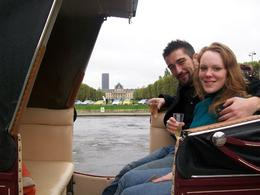 Photo of Paris Romantic Horse and Carriage Ride through Paris More Champagne in the Carriage!