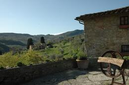 Photo of Florence Chianti Region Wine Tasting Half-Day Trip from Florence Nice details outside the castle