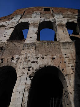 Photo of Rome Small-Group Ancient Rome and Colosseum Tour: Underground Chambers, Arena and Upper Tier Outside the Colosseum