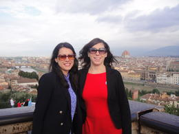 Photo of Florence Florence Half-Day or Full-Day Sightseeing Tour Panoramic view of Florence