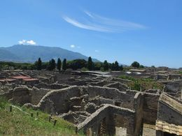 fascinating ruins of pompeii , Debby S - June 2015