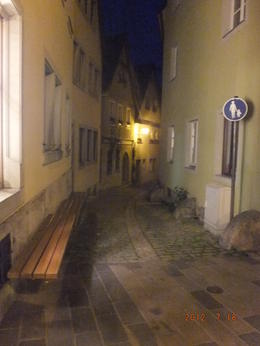 Rothenburg street , Cameron B - August 2012