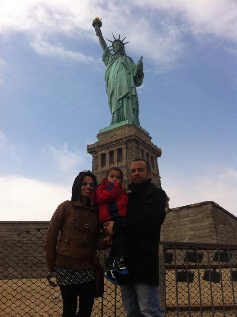 Statute of Liberty - New York City