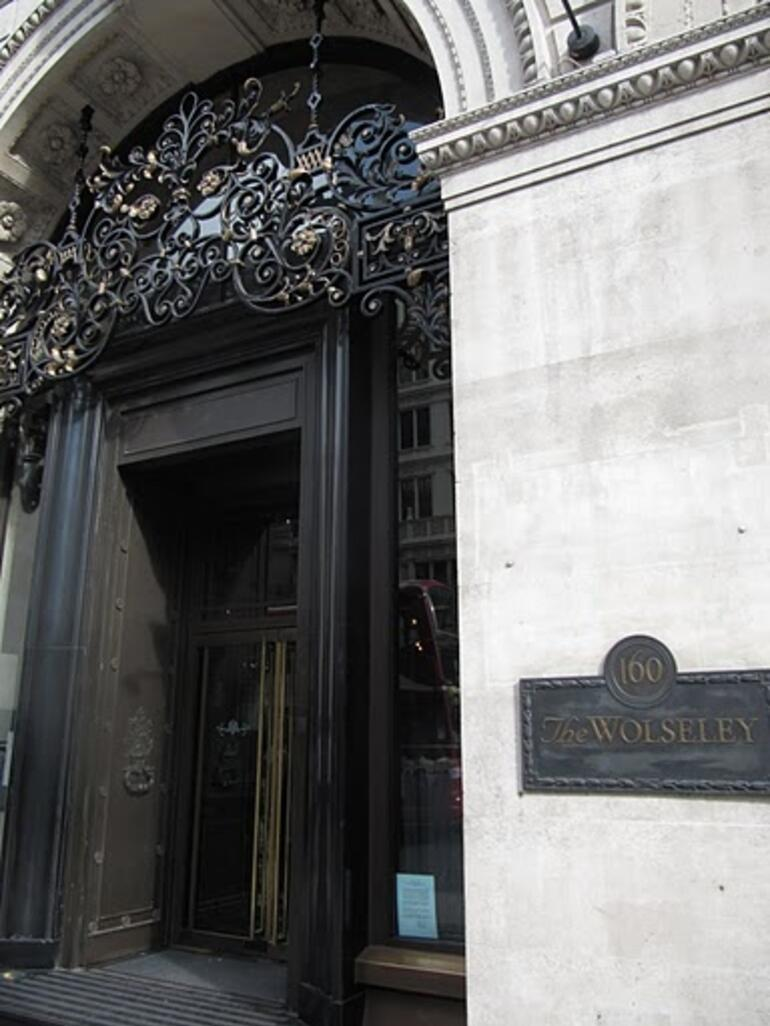 The Wolesely - London