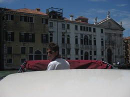 Photo of Venice Venice Marco Polo Airport Private Arrival Transfer Water Taxi transfer in Venice.