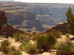 Photo of Las Vegas Deluxe Grand Canyon West Rim Airplane Tour with Optional Helicopter Tour 14.jpg