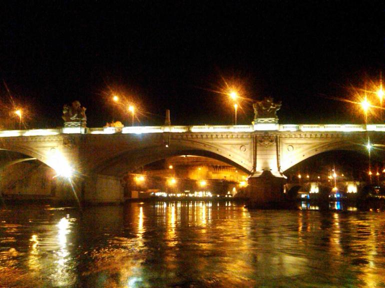 another view of a bridge in Rome - Rome
