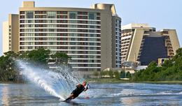 Photo of Orlando Water Ski, Slalom Ski, Wakeboard and Tube at Disney's Contemporary Resort Boat rental