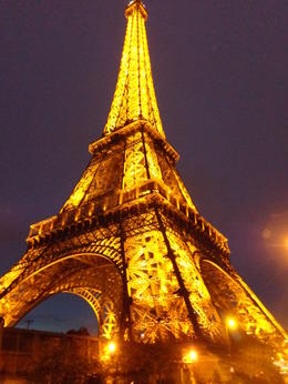 Photo of Paris Skip the Line: Eiffel Tower Tickets and Small-Group Tour Eiffel Tower at Night