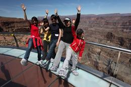Photo of Las Vegas Ultimate Grand Canyon 4-in-1 Helicopter Tour Vegas Skywalk