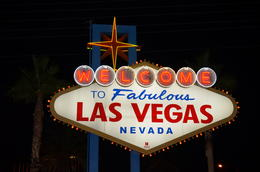 Photo of Las Vegas Lake Mead Dinner Cruise Las Vegas Sign