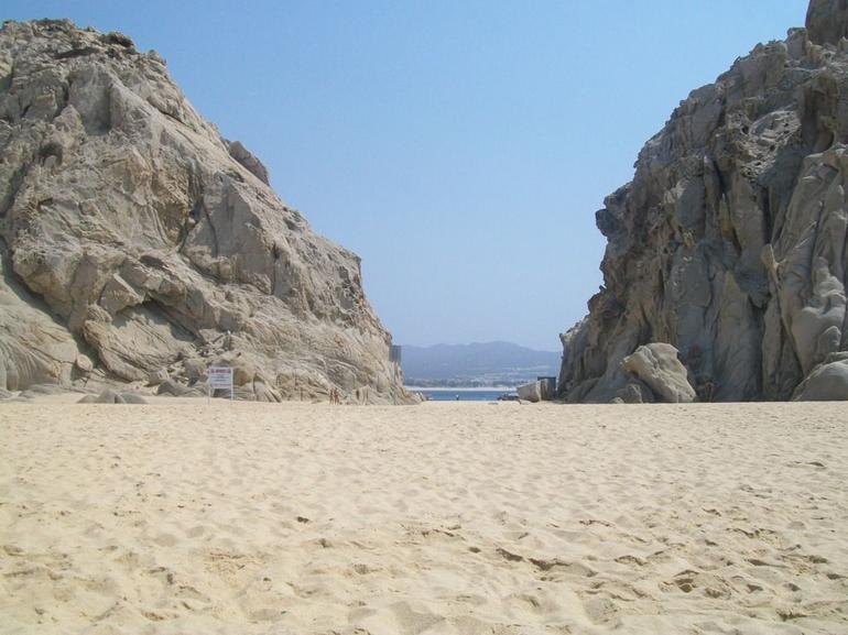 lovers beach - Los Cabos