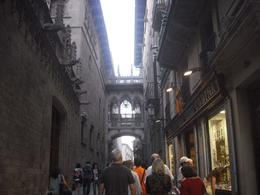 Photo of Barcelona Tapas Evening Walking Tour of Barcelona Strolling in the Gothic Quarter
