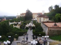 Photo of Vienna Danube Valley Day Trip from Vienna The grounds of the Abbey are breath-taking.