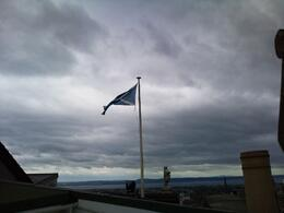 Photo of Edinburgh Edinburgh Pass The Scotish Flag