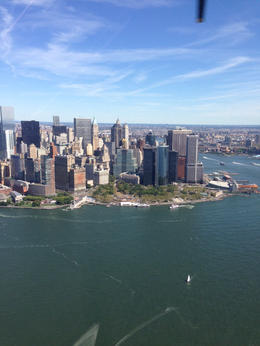 Photo of New York City Manhattan Sky Tour: New York Helicopter Flight Tribeca