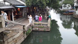 Photo of Shanghai Suzhou and Zhouzhuang Water Village Day Trip from Shanghai Trip to Zhouzhuang Water Village