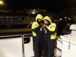 Photo of Reykjavik Northern Lights Viewing Cruise from Reykjavik very cosy!