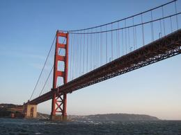 Photo of San Francisco Jail and Sail: Alcatraz Tour and Sunset Bay Cruise View from the boat..