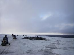 Photo of Reykjavik Golden Circle Super Jeep Tour and Snowmobiling Whilst we were snowmobiling the Golden Route