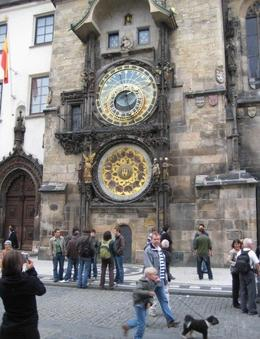 Photo of   Astrological Clock