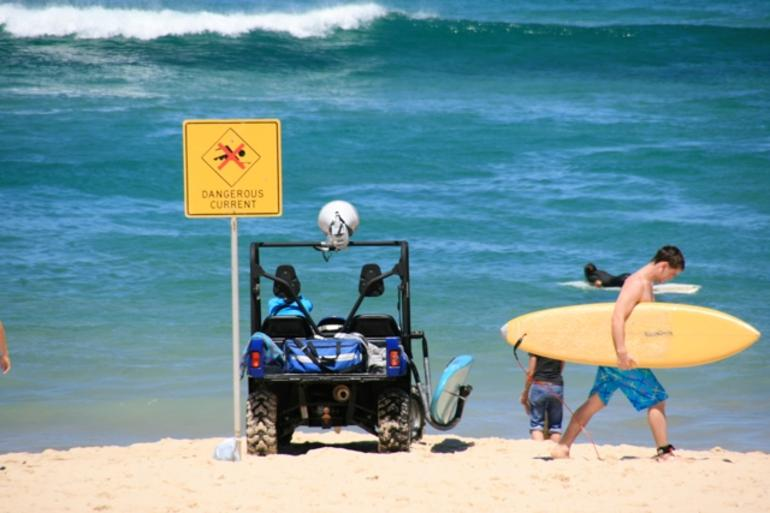 Bondi Lifeguards -
