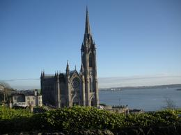 Photo of Dublin Cork and Blarney Castle Rail Trip from Dublin Cobh and its cathedral