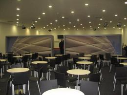 Part of the Conference room in the Allianz Arena., Dario Z - April 2008