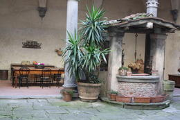 Thsi is the 'entry' area to the castle. A great eating area and well, just a beautiful area you want to spend time in! , Michelle N - February 2011