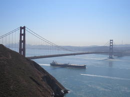 Photo of San Francisco San Francisco Super Saver: City Tour plus Muir Woods and Sausalito Day Trip Golden Gate Bridge