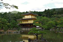 Photo of Kyoto Kyoto Morning Tour: Kyoto Imperial Palace, Golden Pavilion, Nijo Castle Golden Pavilion