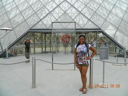 This museum has some of the worlds most famous art. , Adrienne M - August 2011