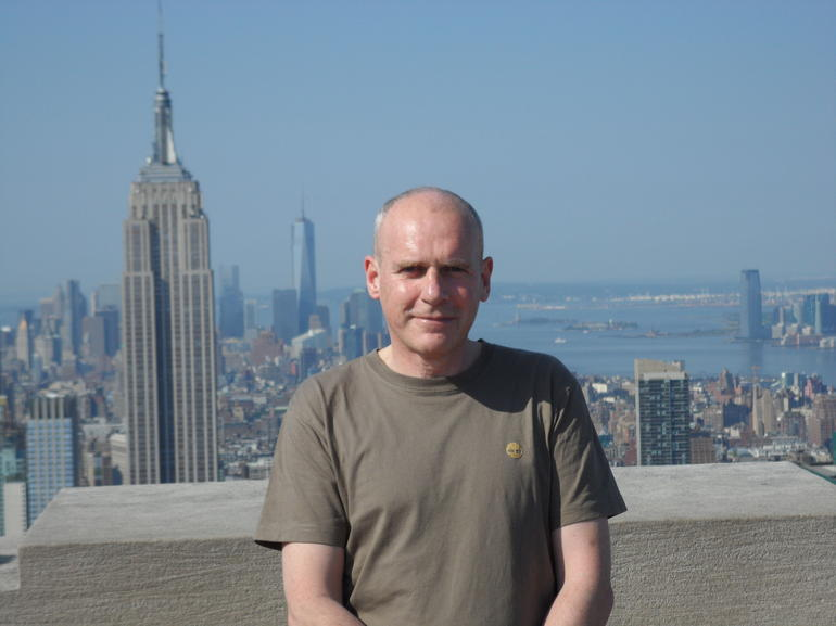 On Top of the Rock - New York City