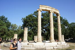 Photo of Athens 3-Day Classical Greece Tour: Epidaurus, Mycenae, Nafplion, Olympia, Delphi Philippeion at Olympia