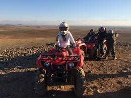 Photo of   Quad at Morocco