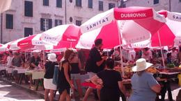 Photo of Dubrovnik Dubrovnik Old Town Walking Tour Red and White