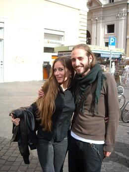 Photo of Rome Rome Angels and Demons Half-Day Tour Roberto and Sara - our guides