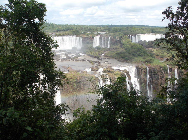 waterfalls - Foz do Iguacu