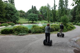 Photo of Rome Rome Segway Tour: Villa Borghese Cruising Villa Borghese