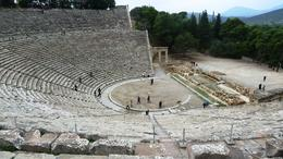 Photo of Athens 3-Day Classical Greece Tour: Epidaurus, Mycenae, Nafplion, Olympia, Delphi ephidaurus