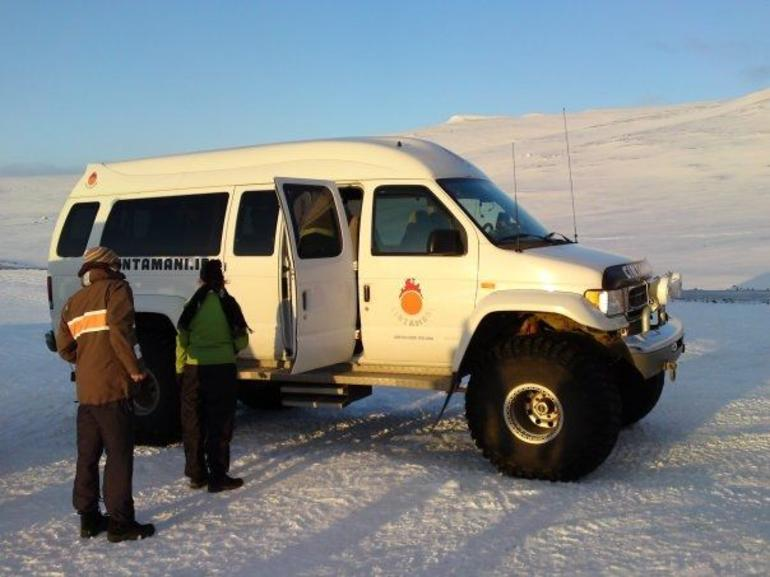 Iceland Golden Circle Jeep Tour, Snowmobiling - Reykjavik