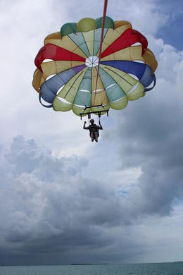 Photo of Key West Single Parasailing in Key West IMG_0021