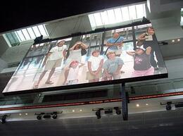 Photo of Washington DC Washington DC Power Pass™ Jumbotron at Newseum