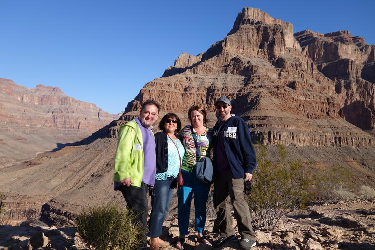 Magnificent morning in the Grand Canyon - Las Vegas